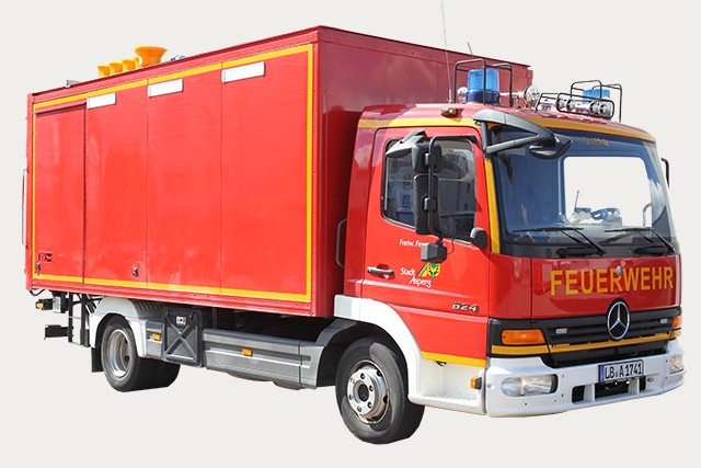 Gerätewagen Logistik (GW-L 1)
