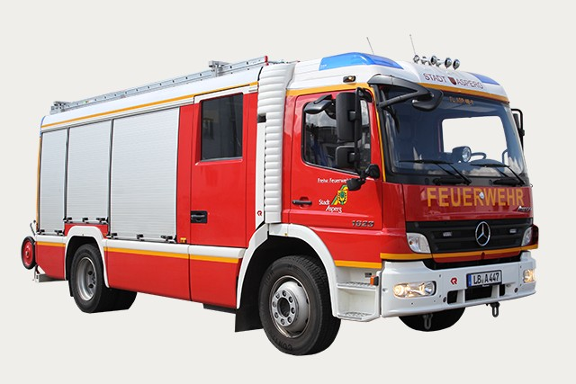 Hilfeleistungslöschgruppenfahrzeug 2 (HLF 2)